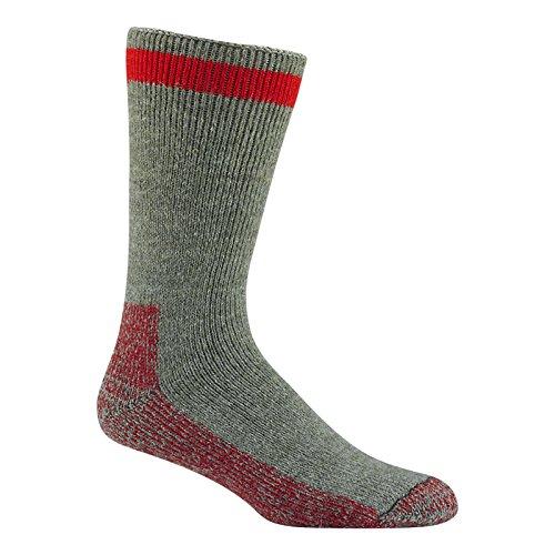 Wigwam Gestell aus Kanada Socken in 3 Farben #f2064, F2064, F2064 Medium (Wigwam-tube-socken)