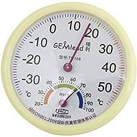 Temperatura Umidade Teste Medidor de umidade termômetro higrômetro Bege