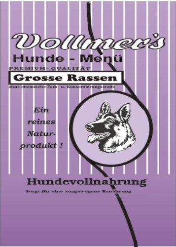 Vollmer's Große Rassen 37006 Hundefutter 15 kg
