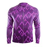Uglyfrog #37 Radfahren Jersey Langarm Winter with Fleece Bike Kleidung
