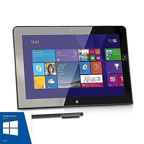 Lenovo ThinkPad 10 Tablet (Intel Quad-Core, 4GB RAM, 128GB Speicher,