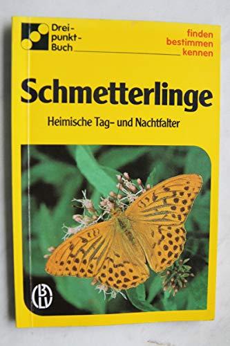 Schmetterlinge. Heimische Tag- und Nachtfalter