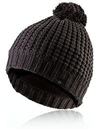 SEALSKINZ Waterproof Waffle Knit Bobble Hat