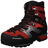 Mammut Herren Magic High GTX Trekking-& Wanderstiefel, Rot (Inferno-Black 3226), 41 1/3 EU