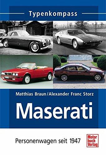 typenkompass-maserati-personenwagen-seit-1961