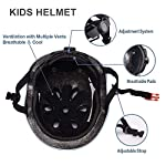 XJD-Casco-Bici-Ideale-per-Bambini-e-Adolescenti-Caschi-MTB-Scooter-Helmet-Ideale-per-Tutte-Le-Forme-di-attivit-in-Bicicletta-Certificazione-CE