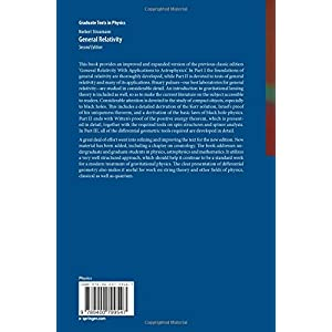 General Relativity (Graduate Texts in Physics)