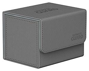 Ultimate Guard ugd010755Sidewinder 100+ Tamaño estándar Xenoskin Gris