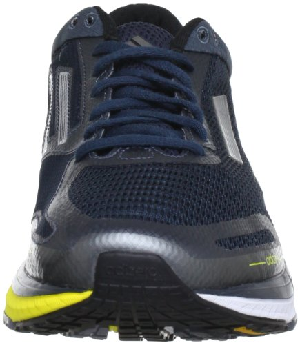 adidas Adizero Aegis 3 M G64613 Herren Laufschuhe Mehrfarbig (Tech Onix F12 / Neo Iron Met. F11 / Vivid Yellow S13)
