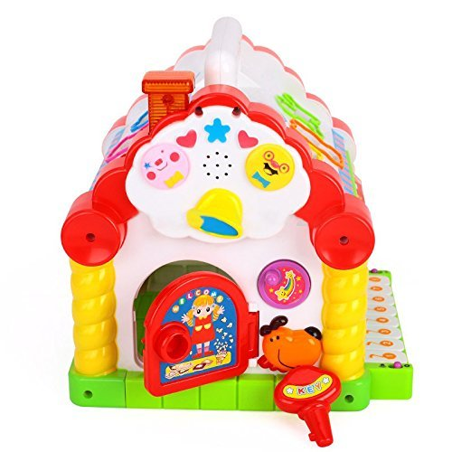 Go Appugo Amazing Learning House Baby Birthday Gift For 1 2 3 Year Old Boy Child