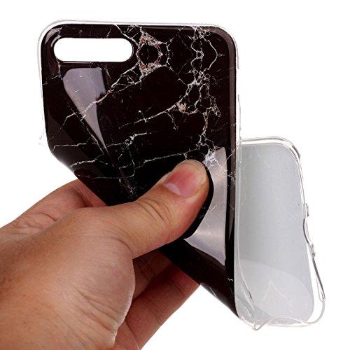 Yaking® Apple iPhone 7 Plus Coque Silicone TPU Case Cover Gel Étui Housse pour Samsung Galaxy S7 Edge 2-F