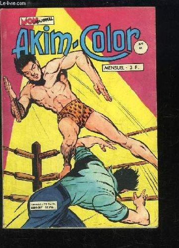 Akim-Color, Album N°31 (du n°91 au n°93) d'occasion  Livré partout en Belgique