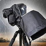 Chen0-super - Protector de Lluvia Impermeable para cámaras Canon Nikon y Otras cámaras réflex Digitales