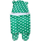 BRANDONN 3 In 1 Baby Boy's And Baby Girl's Baby Blanket/Safety Bag/Sleeping Bag For Babies For Babies