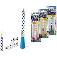 Color Baby - Vela de cumpleaños musical (46050)