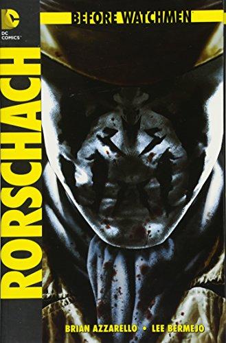 (Before Watchmen, Bd. 2: Rorschach)