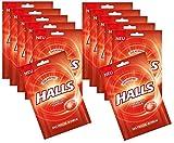 Halls Strawberry, paquete de 12 (12 x 65 g)