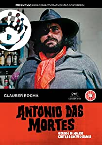 Antonio Das Mortes - (Mr Bongo Films) (1969) [DVD]