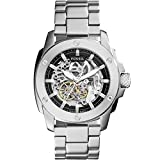 Fossil ME3081 Modern Machine Automatic Skeleton Dial Men's Watch