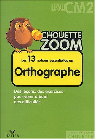 Orthographe par Valérie Marienval, Jean-Jacques Rodes