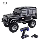 StageOnline Coche RC, HSP RGT Racing RC Car 1/10 Electric 4WD Off Road Rock Crawler Rock Cruiser 136100
