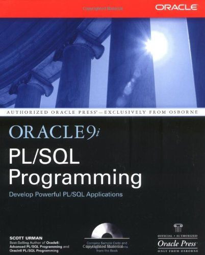 Oracle9i PL/SQL Programming (Osborne Oracle Press Series) por Scott Urman