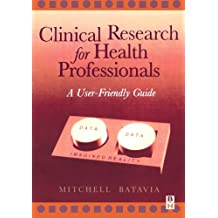 Clinical Research for Health Professionals: A User-Friendly Guide, 1e