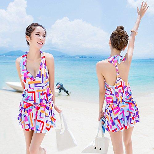 zhangyongbadeanzug-modell-3-stuck-bikini-cover-up-kleine-partikel-aus-stahl-und-schatten-brust-armut