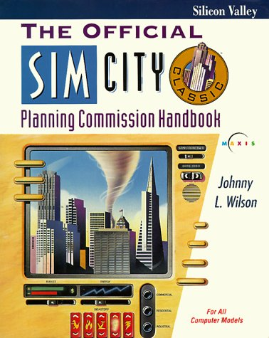 Official SimCity Classic Planning Commission Handbook