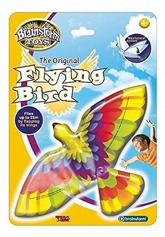 Enfants L'original Oiseau En Vol Volant Jusqu'à 25m 260mm Envergure Extérieur Jouet Pack De 12