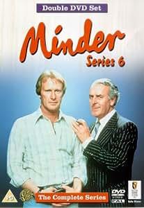 Minder: Series 6 (Box Set) [DVD] [1979]