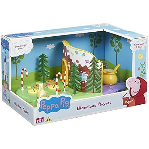 Peppa Pig: Érase una vez - The Gingerbread House - 1 Mini Figurita Decoración