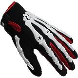 Männer Schutz Handschuhe All-Finger Verschleißfest Handschuhe Für Motorrad Rennsport Reiten Übung Warm bleiben Hands