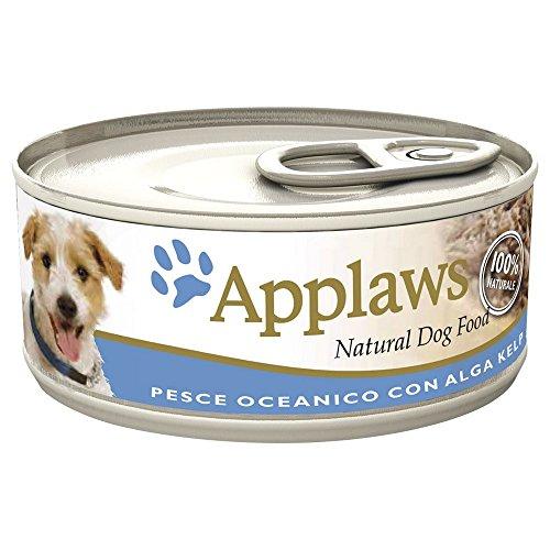 APPLAWS DOG In lattina in umido per cane gr. 156 - Mangimi umidi per cani