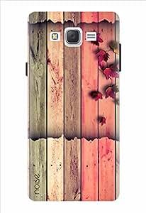 Noise Designer Printed Case / Cover for Samsung On7 Pro / Wood / Stripes Design