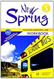 Anglais 5e New Spring - Workbook