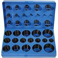 BGS 8045 O-Ring Sortiment, 3-50 mm Ø, 419 teilig