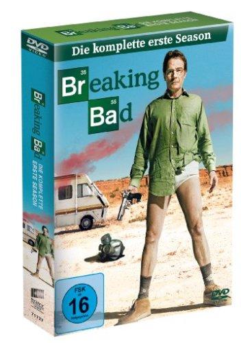 Bild von Breaking Bad - Die komplette erste Season [3 DVDs]