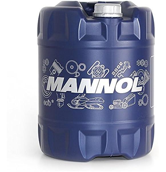 Mannol 1 X 20 Liter Sae 140 Gl 1 Getriebeöl Auto