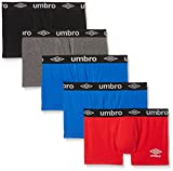 Umbro Packx5, Boxer Homme