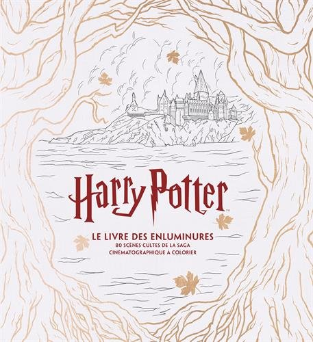 Harry Potter : Le Grand Livre des enluminures