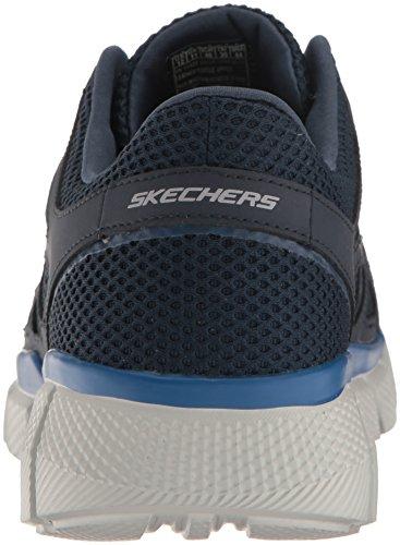 Skechers Herren Equalizer 2.0-Groy Laufschuhe Blau (Navy/Grey)