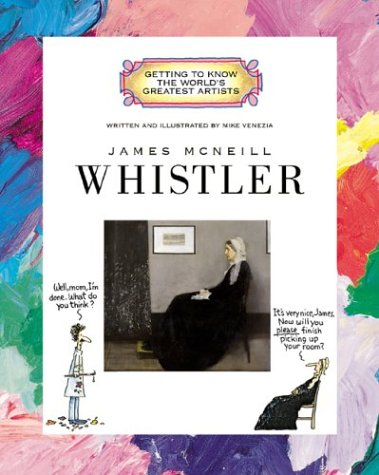 James Mcneill Whistler Getting To Know The World S Greatest Artists