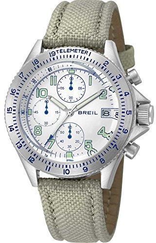 Breil orologio al quarzo man maverick 43.0 mm