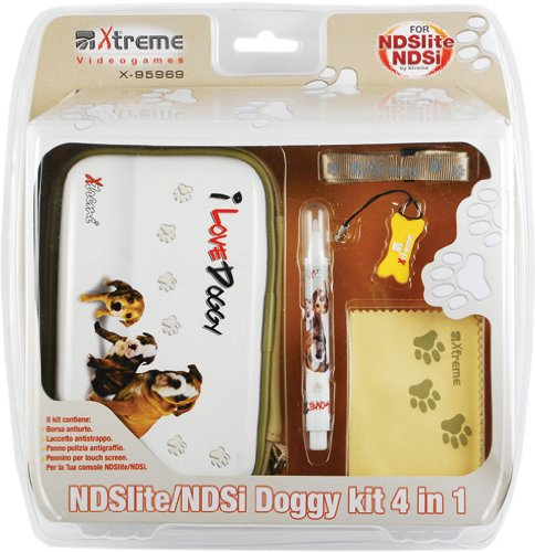 Full Pack Extreme Doggy Kit 4 in 1 für 3Ds, DSi und DS Lite