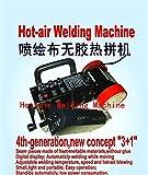 Gowe Hitze Fugeneisen PVC-Banner Welder für Lösungsmittel Drucker