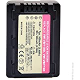 NX - Batterie photo 3.7V 950mAh - Blister(s) x 1 - VW-VBY100