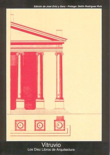 Los Diez Libros de Arquitectura (Fuentes de arte)