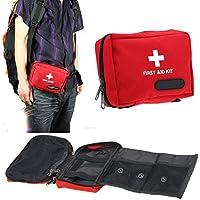 Huntfgold Outdoor Wandern Überleben Wasserdichte Notfalltasche Erste Hilfe Kit Beutel ohne Inhalt preisvergleich bei billige-tabletten.eu
