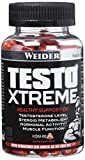 Weider Testo Xtreme, 1er Pack (1 x 120 Kapseln)